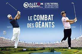 Début Juillet, avec la Ligue, tous à l'Open de France !