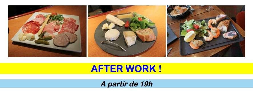 After Work : débarquement annoncé le 6 juin !