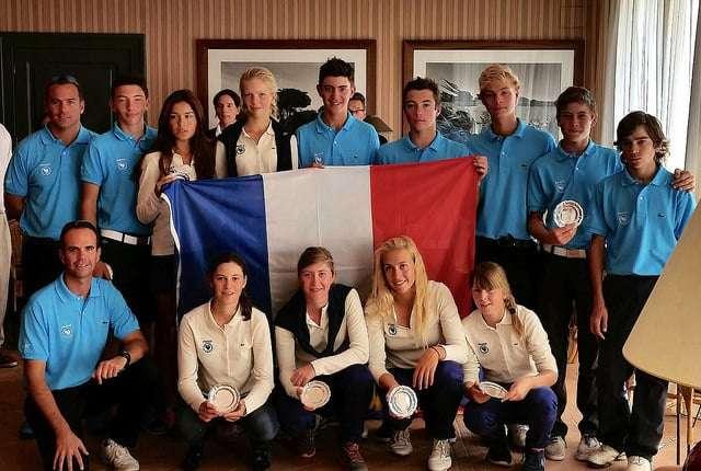 Un sans faute pour Elisabeth en Équipe de France