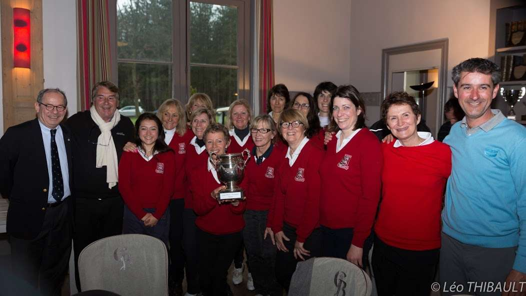 Les Dames remportent la Coupe de Haute-Normandie 2015