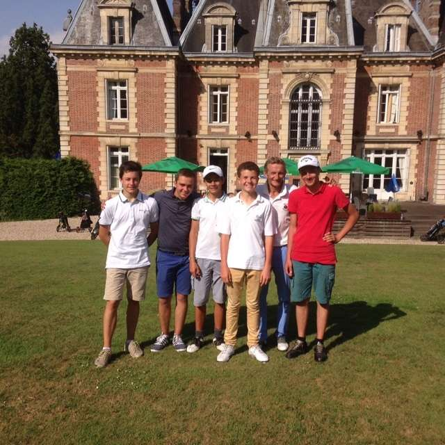 Équipe Moins de 17 ans 2015